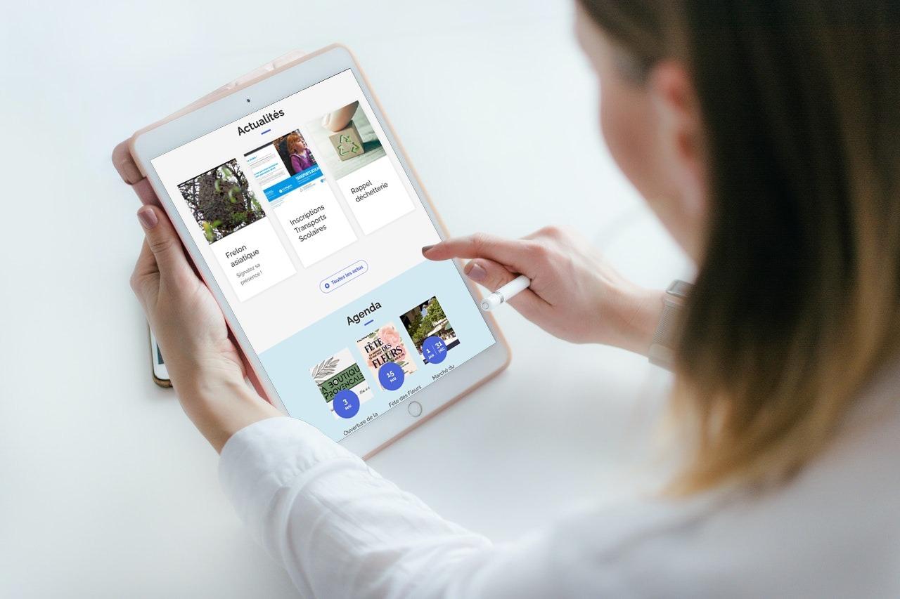 Parmi les fonctionnalités des sites développés par Sempleo : les actualités et l'agenda des événements.